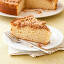 Make-Ahead Apple-Spice Coffee Cake