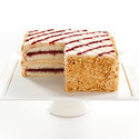 Peanut Butter and Jam Cake