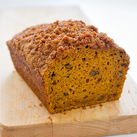 Pumpkin Bread Recipe America S Test Kitchen