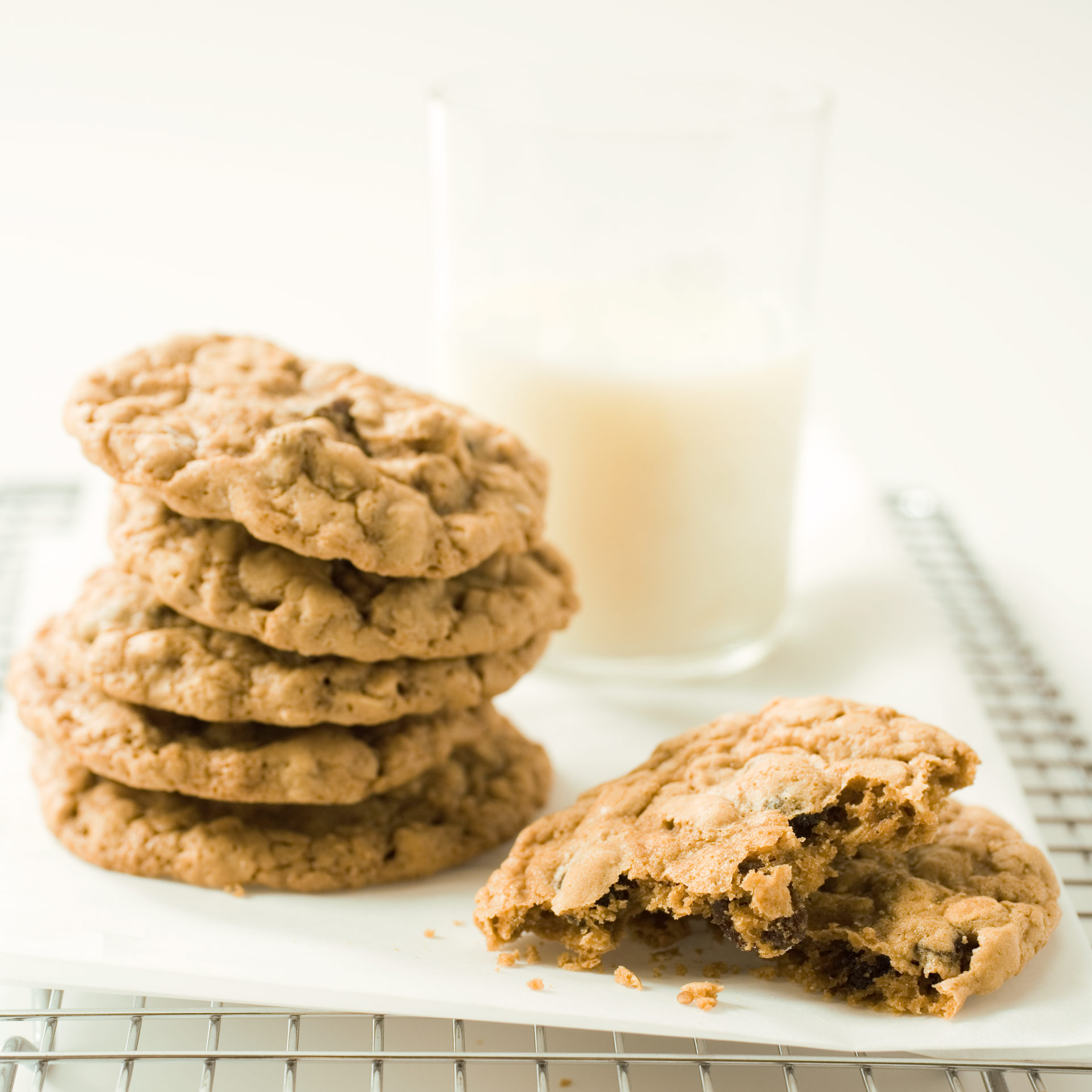 America S Test Kitchen Oatmeal Cookies