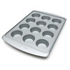 Wilton Avanti Everglide Metal-Safe Non-Stick 12 Cup Muffin Pan