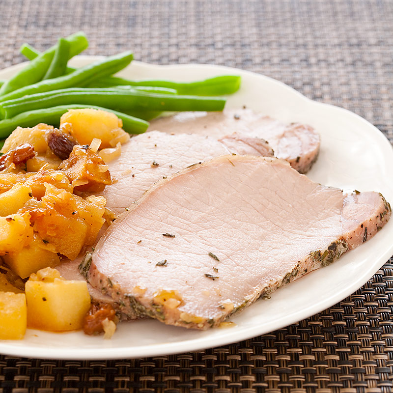how to cook boneless pork loin roast in slow cooker
