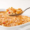Reduced-Fat King Ranch Casserole