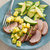 Spiced Pork Tenderloin with Pineapple Salsa