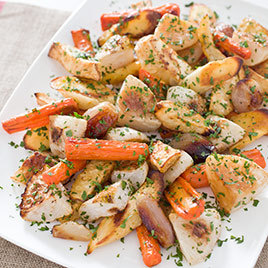Perfect Roasted Root Vegetables Recipe America S Test