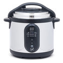 Emeril 1,000-Watt 6-Quart Electric Pressure Cooker by T-fal