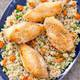 Pressure-Cooker Easy Chicken and Rice