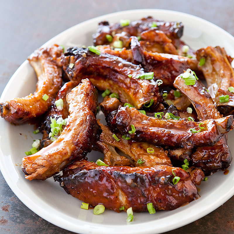 Honey-Roasted Ribs Recipe - Cook's Country