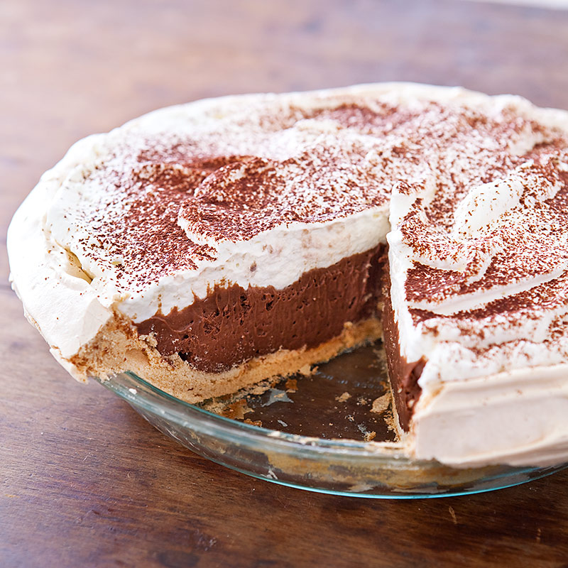 America S Test Kitchen Chocolate Pie