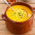 Sweet Potato Soup with Bacon and Chives