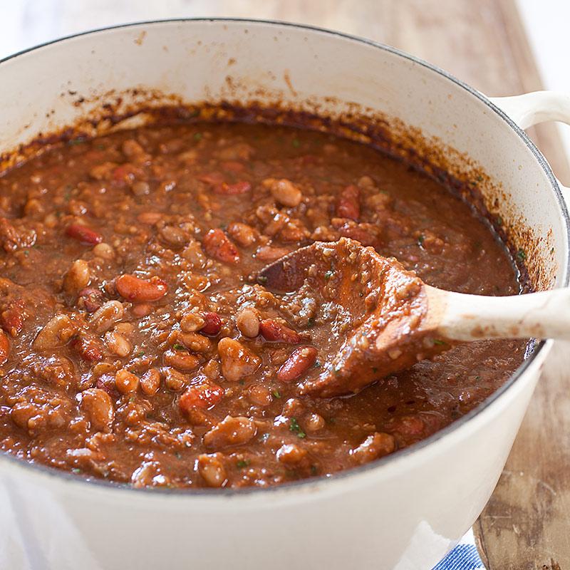 The Best Vegetarian Bean Chili Recipes — Dishmaps