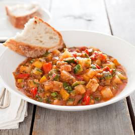 Italian Vegetable Stew (Ciambotta) Recipe - America's Test Kitchen