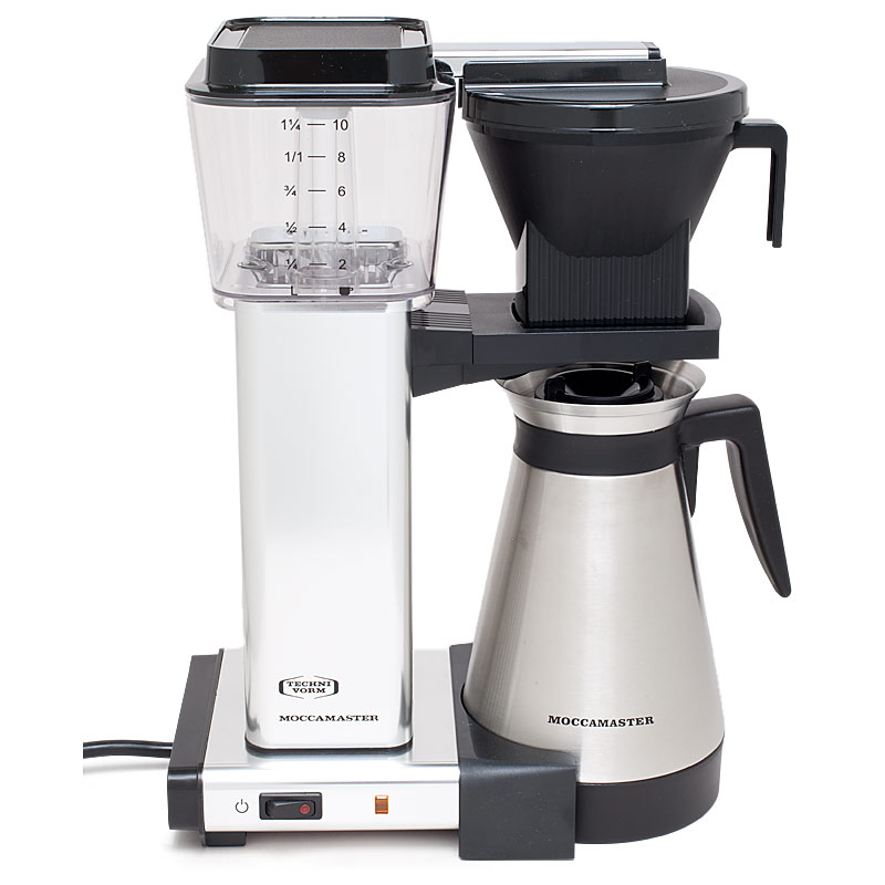 Drip Coffee Maker Pictures : Automatic Drip Coffee Makers Review - Cook s Illustrated