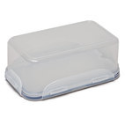Lock & Lock Rectangular Food Container with Tray