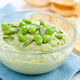 Cannellini Bean and Edamame Dip with Tarragon