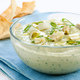 Navy Bean and Artichoke Dip with Parsley