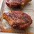Grilled Cowboy-Cut Rib Eyes