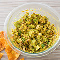 Chipotle and Pepita Guacamole