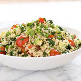 Detail sfs brown rice salad poblano tomatoes avocado clr 3 article