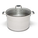 Pauli Cookware Never Burn Sauce Pot, 10 Quart