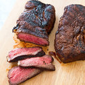Grilled Chuck Steaks