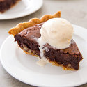Fudgy Tar Heel Pie