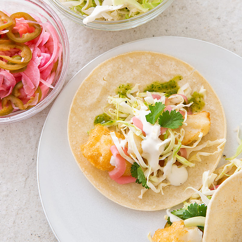 California fish tacos for White fish tacos
