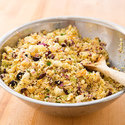 Feta and Olive Couscous Salad