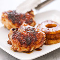 Grilled Chicken Teriyaki with Pineapple