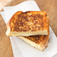 Grown-Up Grilled Cheese Sandwiches with Cheddar and Shallot