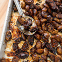 Roasted Balsamic-Glazed Mushrooms