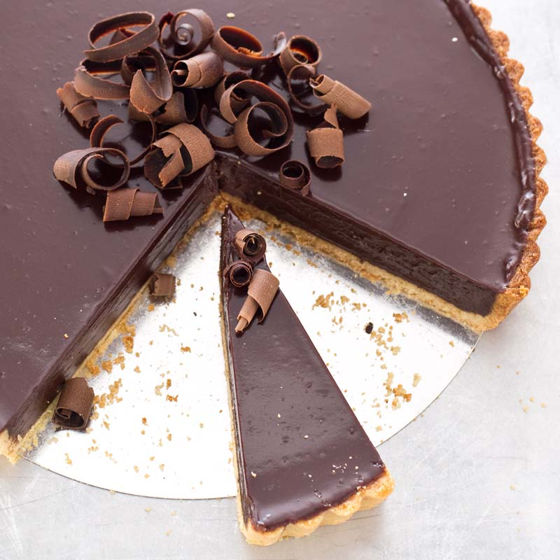 Rich Chocolate Tart | America's Test Kitchen