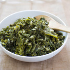 Braised Winter Greens