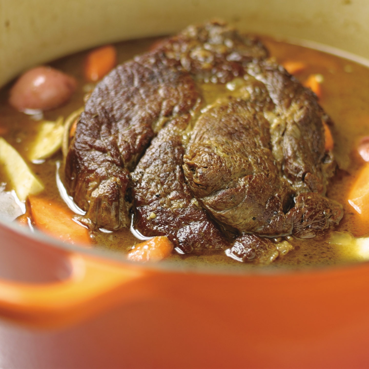 Pot Roast with Root Vegetables Recipe - America's Test Kitchen