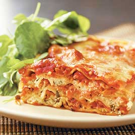Simple Lasagna With Hearty Tomato Meat Sauce Recipe Cook