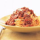 Weeknight Pasta Bolognese