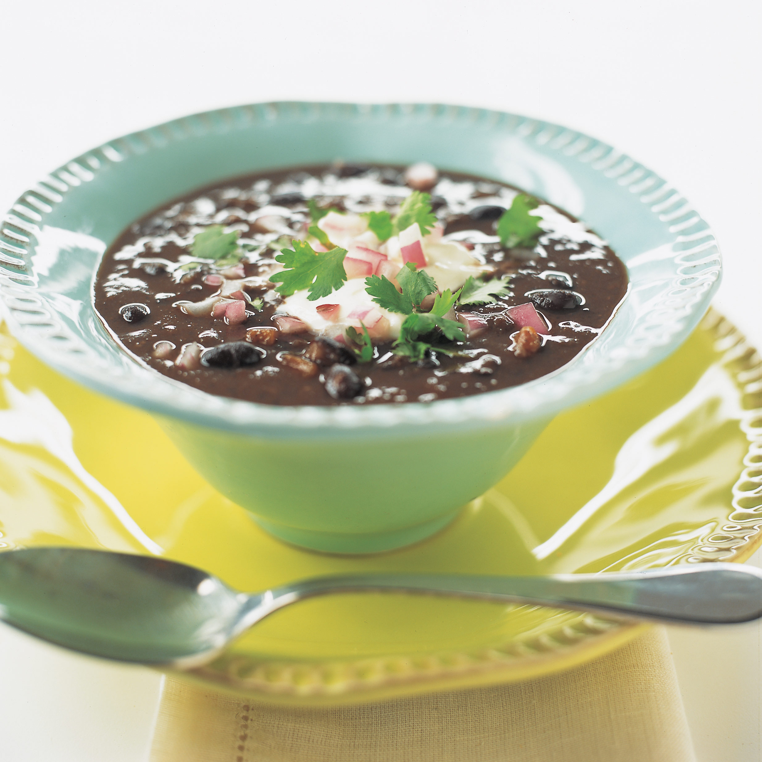 Black Bean Soup with Chipotle Chiles Recipe - America's Test Kitchen