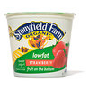 Stonyfield Farm Organic Lowfat Strawberry Yogurt
