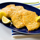 Parmesan-Crusted Chicken Cutlets
