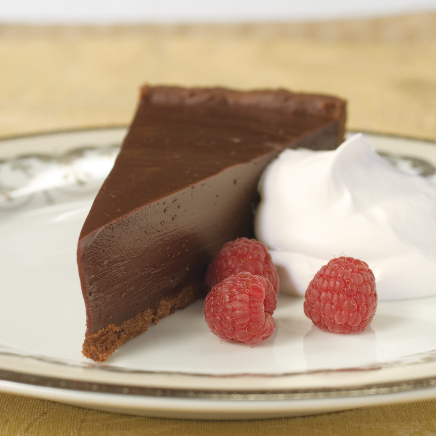 Chocolate Truffle Tarts Recipe — Dishmaps