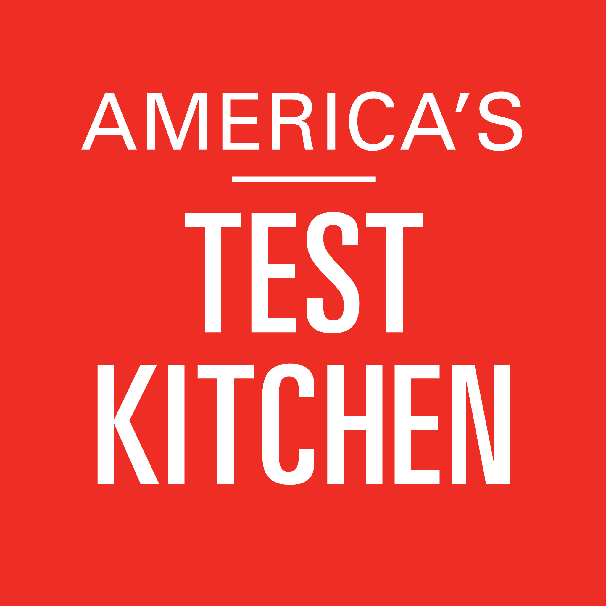 America s Test Kitchen Radio podcast
