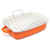 Rachael Ray 16.5 Inch Roaster with Rack