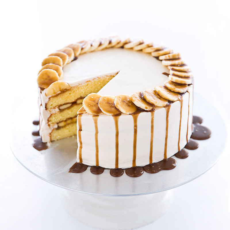 Bananas Foster Cake Cook S Country