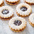Black Cherry and Chocolate Linzertorte Cookies