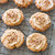 Pretzel and Potato Chip Cookies with Caramel Frosting