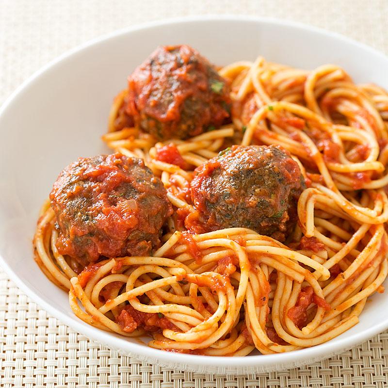 America S Test Kitchen Meatballs And Marinara