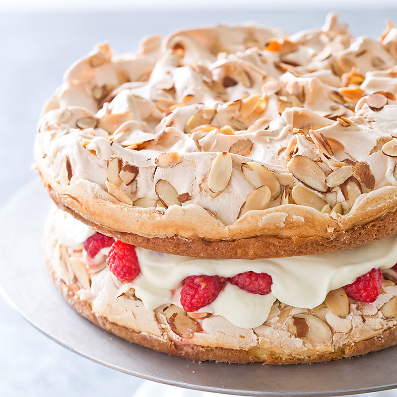 Blitz Torte Recipe From America S Test Kitchen