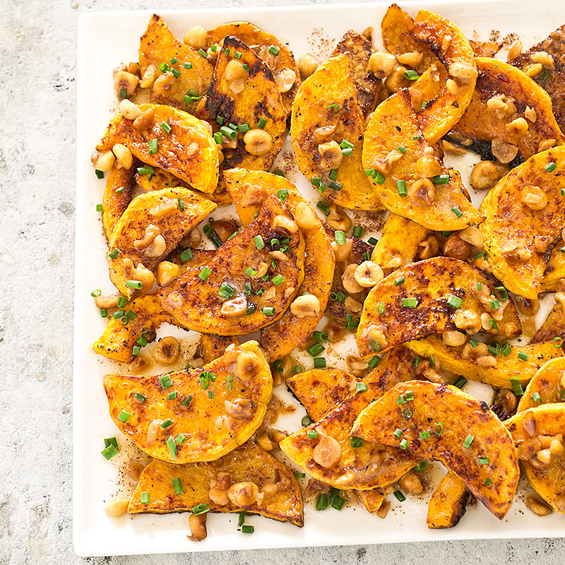Roasted Butternut Squash America S Test Kitchen
