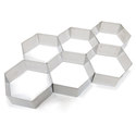 Ateco Hexagon Biscuit Cutter