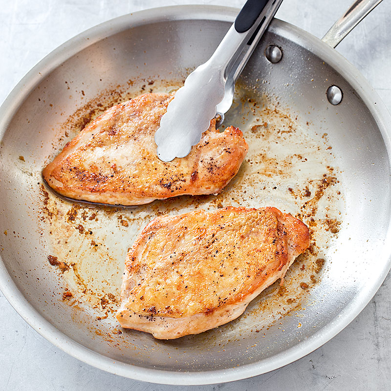 Southern Pan-Fried Chicken Recipe - NYT Cooking |Pan Cooked Chicken